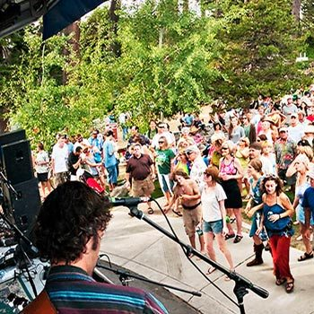SambaDa @ Concerts at Commons Beach | Tahoe City | California | United States