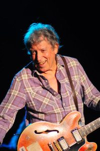 Elvin Bishop Smiles