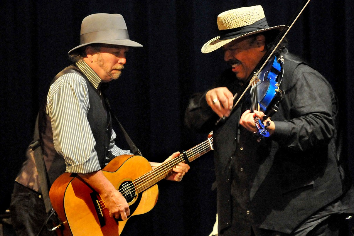 Roy Rogers and Carlos Reyes will jam in Tahoe.