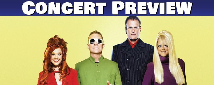 B-52s feature