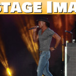 Country's Tim McGraw in Tahoe onstage