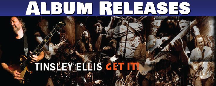 Tinsley Ellis album