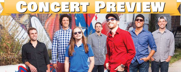 The Motet live in Tahoe