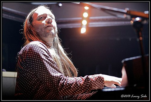 Joey Porter plays keyboards and voicebox for the Motet. Tahoe Onstage file photo
