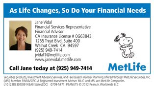 Jane Vidal - Metlife