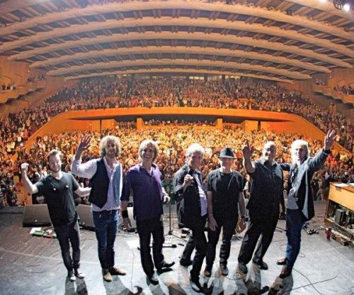 The Straits performance in the Royal Albert Hall was such a success the members decided to keep it going.