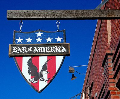 Chuck Dunn  @ Bar of America | Truckee | California | United States