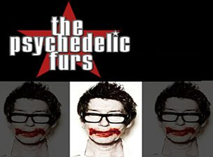 The Psychedelic Furs @ Harrah's Lake Tahoe - South Shore Room | Stateline | Nevada | United States