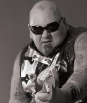 Popa Chubby @ Crystal Bay Casino Club - Red Room | Crystal Bay | Nevada | United States