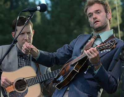 Punch Brothers calendar