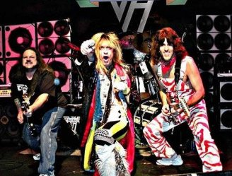 Van Halen Tribute @ Crystal Bay Casino Club - Crown Room | Crystal Bay | Nevada | United States