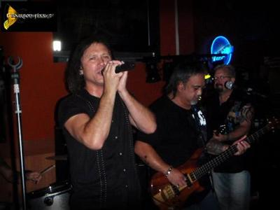 Bourbon Fixx @ Cabo Wabo Cantina, Harveys Lake Tahoe | Stateline | Nevada | United States