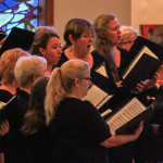 Toccata fills church with great sound