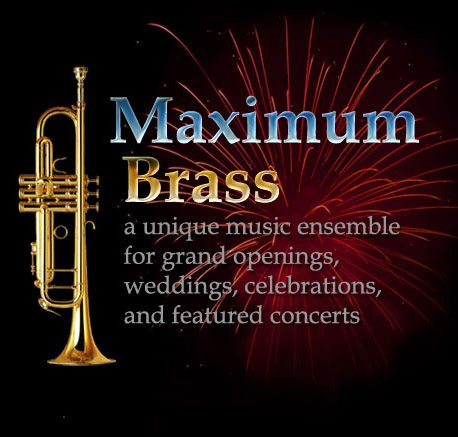 Maximum Brass @ Mark Twain Cultural Center & Toccata Guttman Music Hall | Incline Village | Nevada | United States