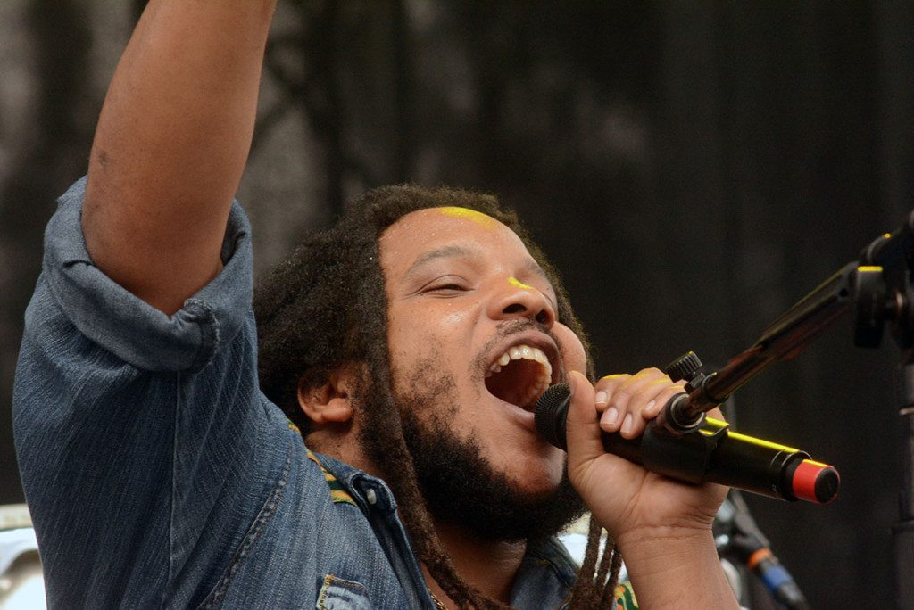 Stephen Marley is the musical headliner at Wanderlust. Tim Parsons / Tahoe Onstage
