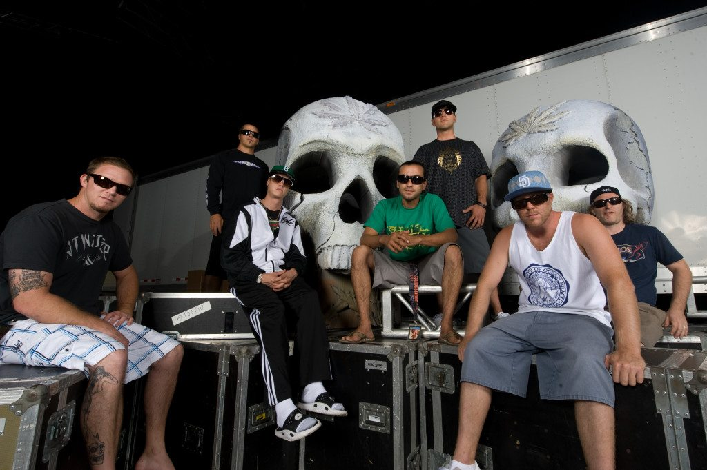 Slightly Stoopid headlines the Summer Sessions 2014 tour at Tahoe Vista.