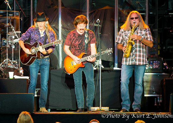 2020 Rock & Roll Hall of Fame inductees the Doobie Brothers performed at Lake Tahoe. Kurt Johnson / Tahoe Onstage