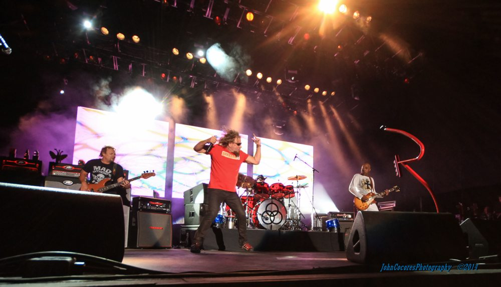Sammy Hagar in Tahoe
