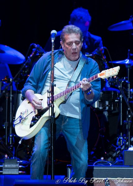 Glenn Frey performs in 2014 at the Lake Tahoe Outdoor Arena at Harveys. Kurt Johnson / Tahoe Onstage