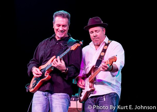 Matty T with Buddy Emmers in the South Shore Room 9-9-2014-140-M
