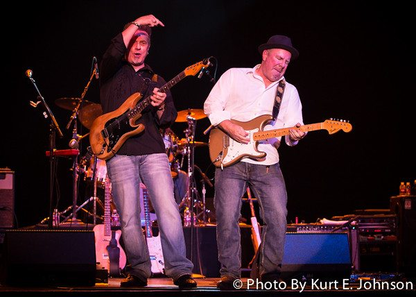 Matty T with Buddy Emmers in the South Shore Room 9-9-2014-257-M