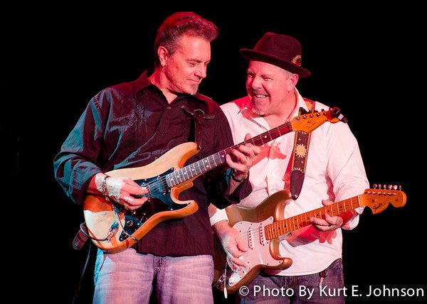 Matty T with Buddy Emmers in the South Shore Room 9-9-2014-289-M