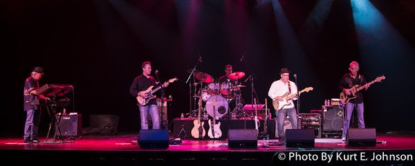 Matty T with Buddy Emmers in the South Shore Room 9-9-2014-52-M