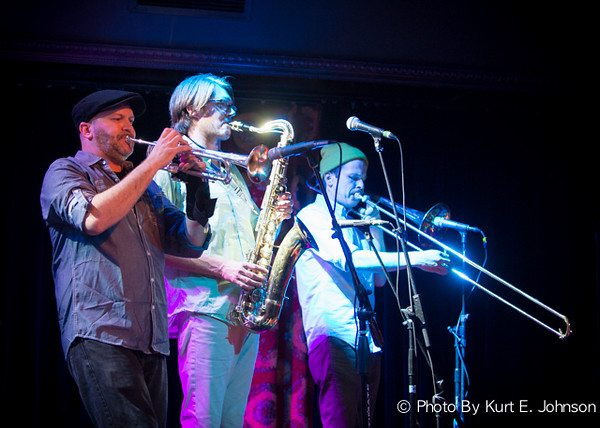 Seattle's Polyrhythmics play Live at Lakeview on Aug. 13.