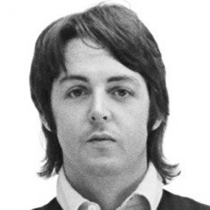 Paul McCartney image by Bruce McBroom