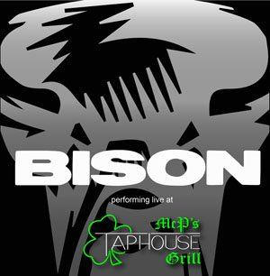 Bison @ McP's Taphouse Grill | South Lake Tahoe | California | United States