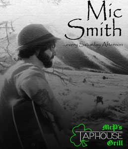 Mic Smith @ McP's Taphouse Grill | South Lake Tahoe | California | United States