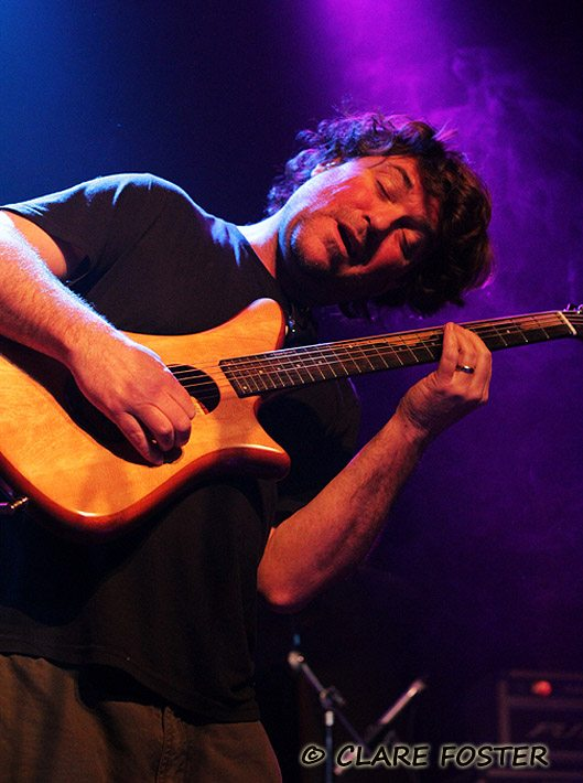 """Keller Williams plays before a sellout crowd in the Crystal Bay Casino Crown Room Feb. 7. His 20th album, """"Vape"""" was released on April 20. Tahoe Onstage photo by Clare Foster"""