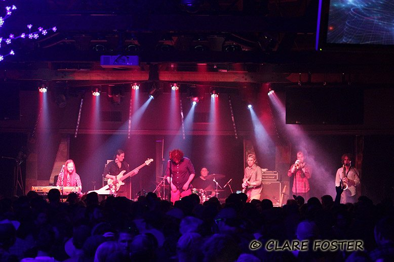 A packed Crown Room and the Motet. Photos by Clare Foster