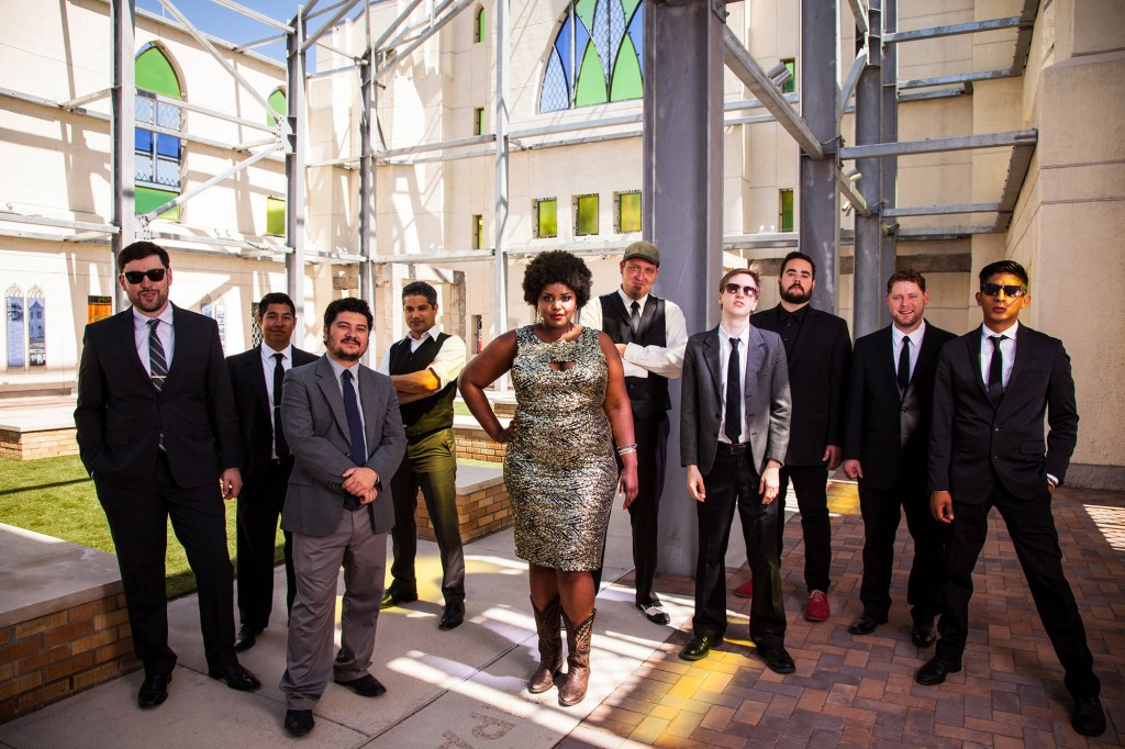 The Suffers fill the Crown Room Friday in the Houston soul band's Lake Tahoe debut. Photo by Daniel Jackson