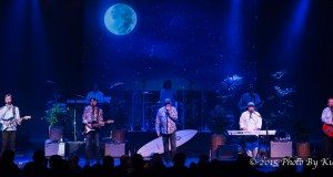 """The Beach Boys play under a """"Bleu"""" moon on March 28 in the MontBleu Theatre."""