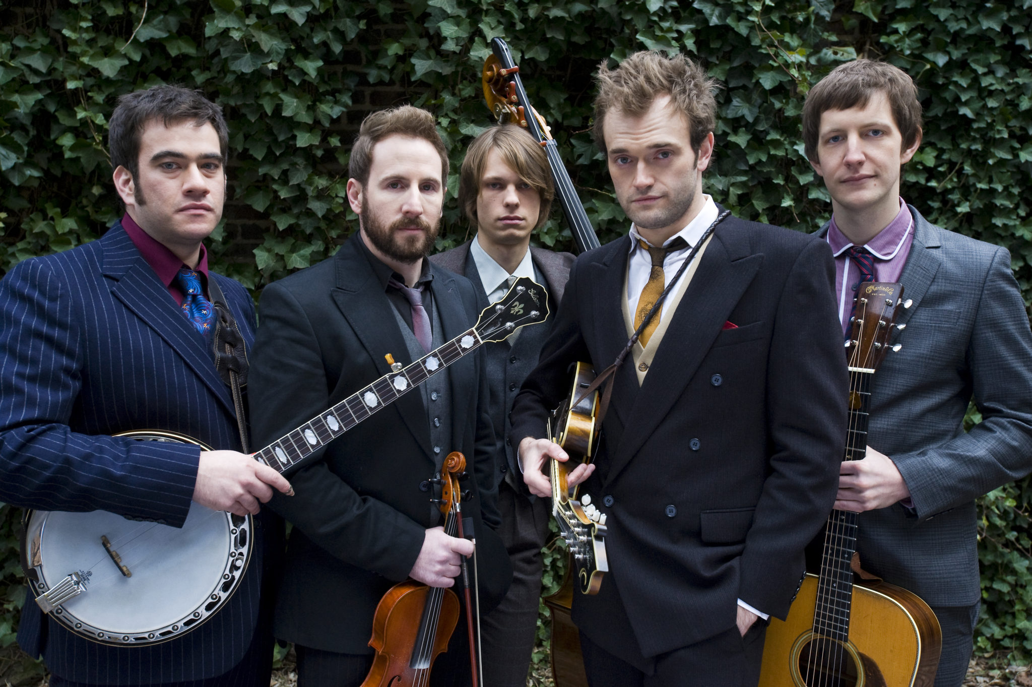 The Punch Brothers play at 8 p.m. Saturday, March 28 in Harrah's Lake Tahoe.