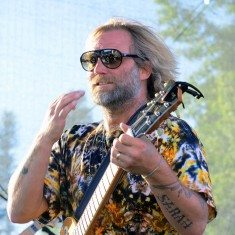 Anders Osborne at the 2013 High Sierra Music Festival. Tim Parsons / Tahoe Onstage
