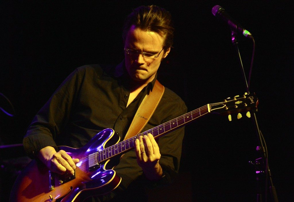 Luther Dickinson rocks the Crystal Bay Casino last April with NMO. He is back in the area this weekend with the North Mississippi Allstars at Hangtown Halloween. Tim Parsons / Tahoe Onstage