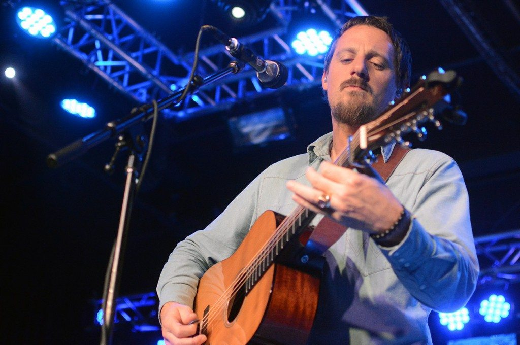 Sturgill Simpson plays before a sellout crowd at Cargo in the Whitney Peak Hotel in Reno. Tahoe Onstage photos by Tim Parsons