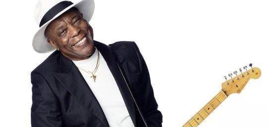 Buddy Guy headlines the first Live at the Arch on Saturday, Sept. 19, at the Whitney Peak Hotel in downtown Reno.