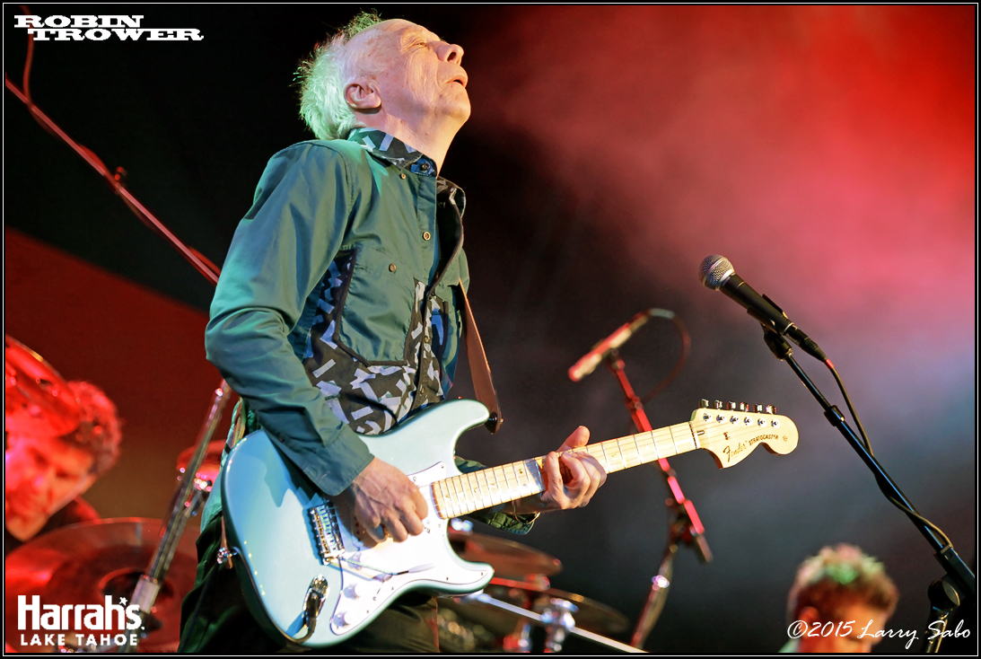 Robin Trower Lake Tahoe