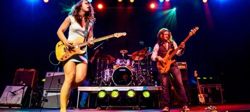 Samantha Fish plays High Sierra for the first time this summer. Photo by Jerry Moran/Native Orleanian