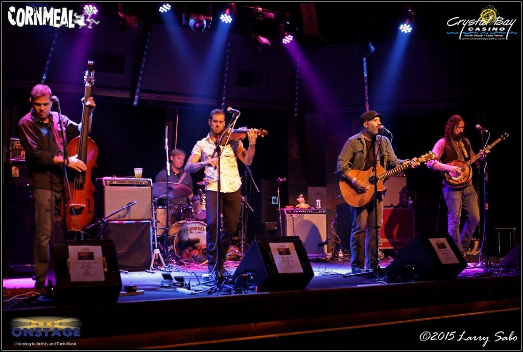 Cornmeal rocks the Crown Room. Tahoe Onstage photos by Larry Sabo