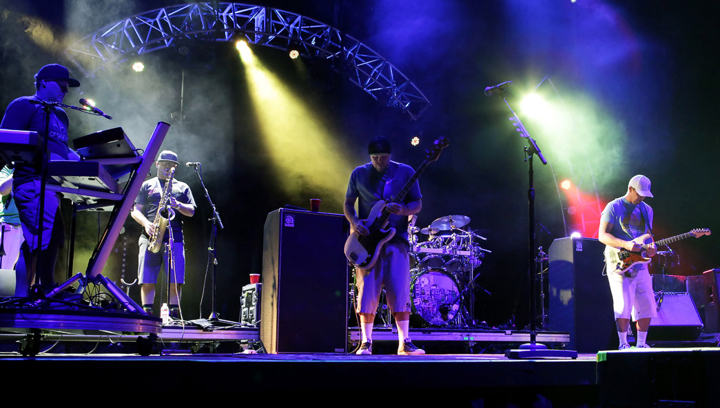 Slightly Stoopid returns to Harveys along with pals Stick Figure and Pepper on June 16. Tim Parsons / Tahoe Onstage
