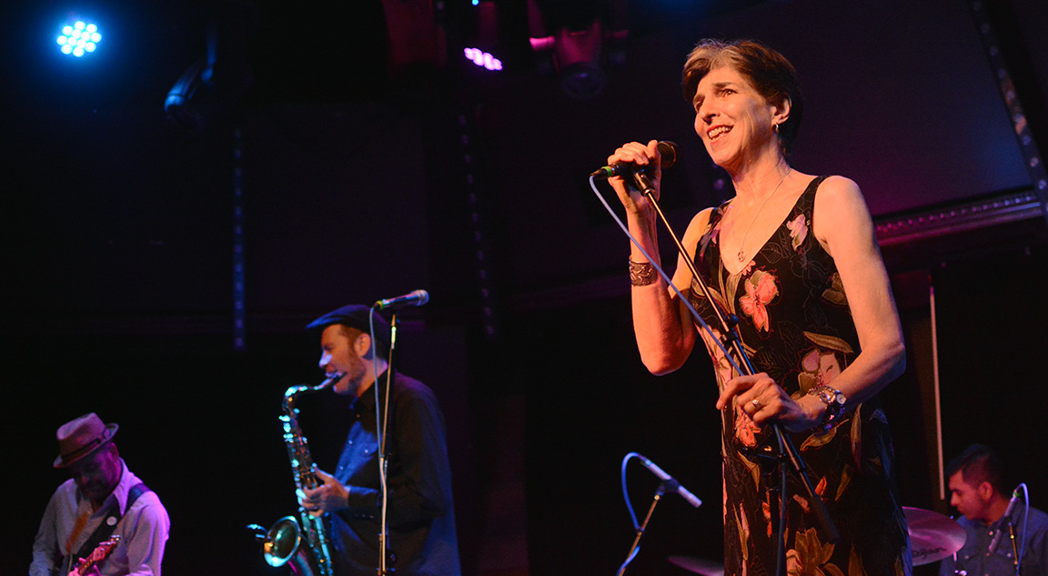 Marcia Ball will play Reno's Artown on Monday in the Hawkins Amphitheater.
