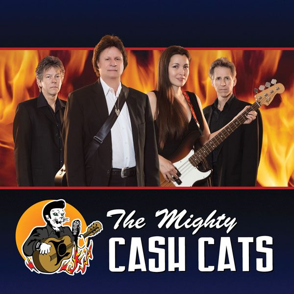 Mighty Cash Cats