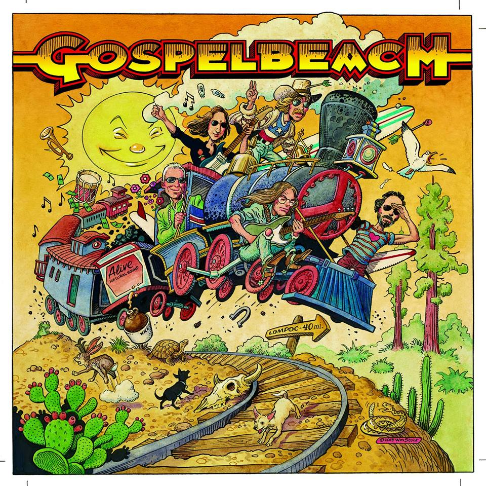 GospelbeacH album cover