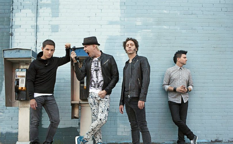 Mariana's Trench comes to the Knitting Factory on Sunday, Nov. 8.