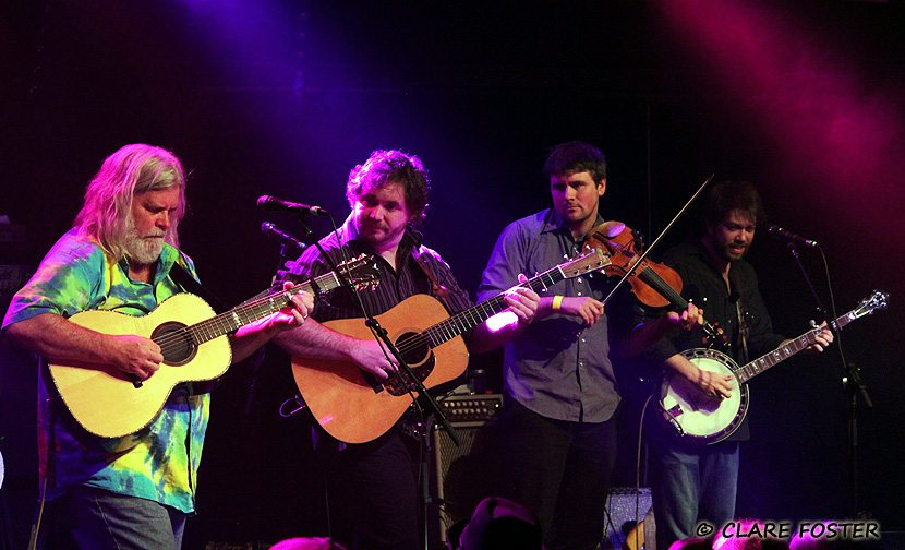 Leftover Salmon and Front Country jammed Saturday at the Crystal Bay Casino. Photos by Clare Foster