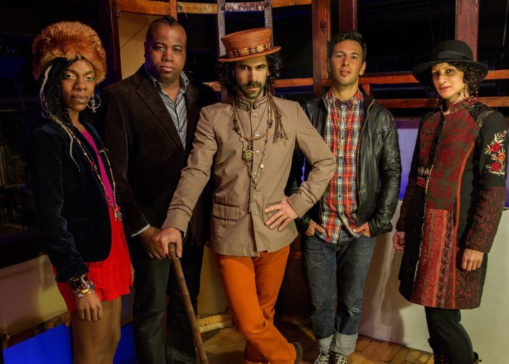 The Pimps of Joytime headline a Crown Room show on March
